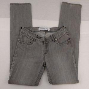 Ecko red enim grey jeans size3/4